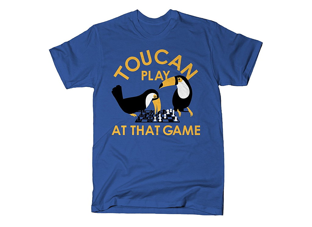 SnorgTees: Toucan Play At That Game