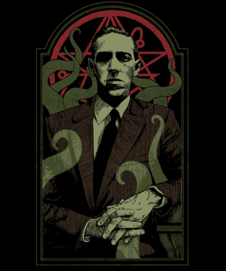 Qwertee: Lovecraft