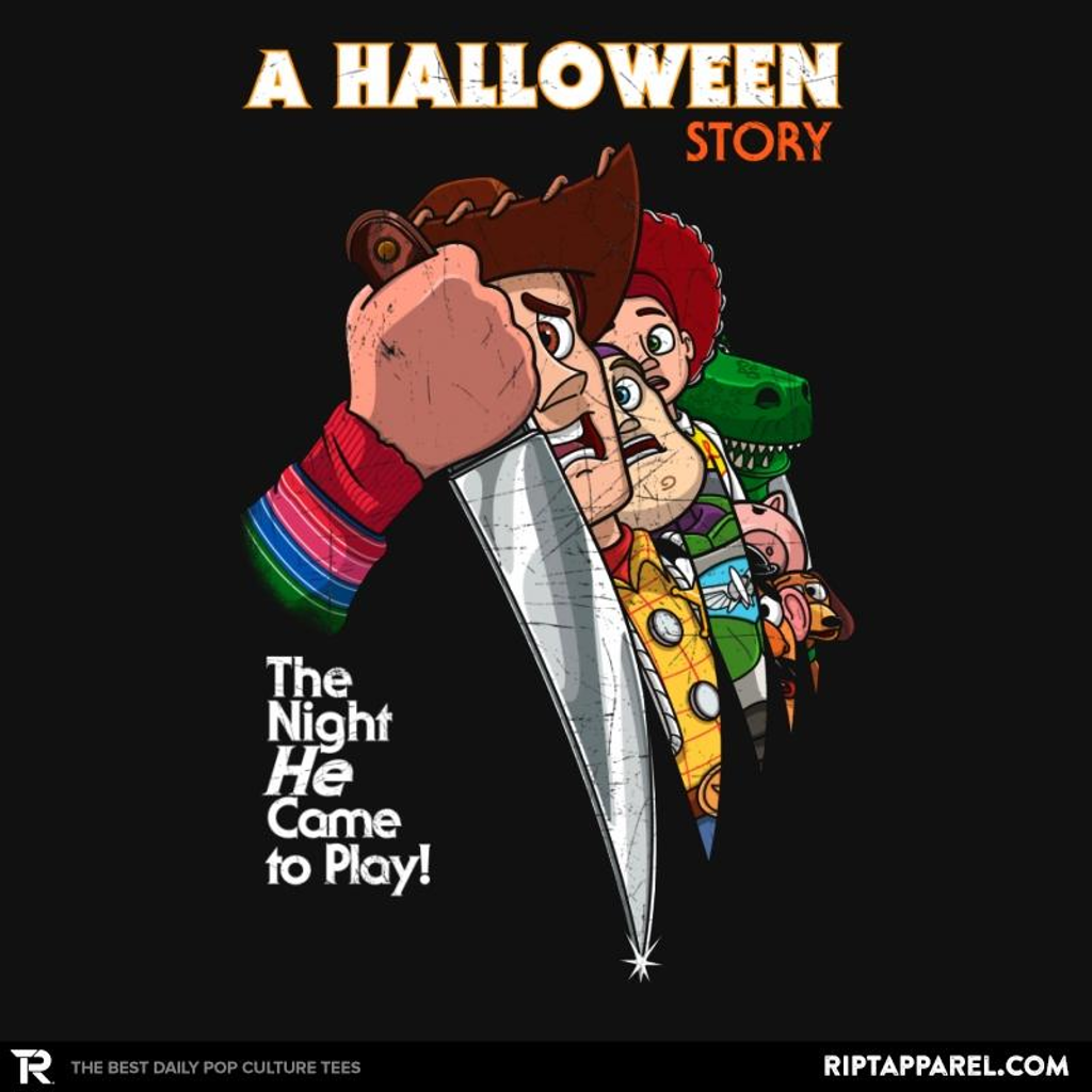 Ript: A Halloween Story
