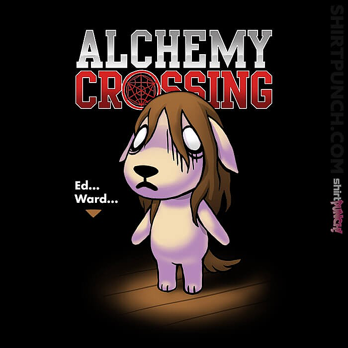 ShirtPunch: Real Crossing