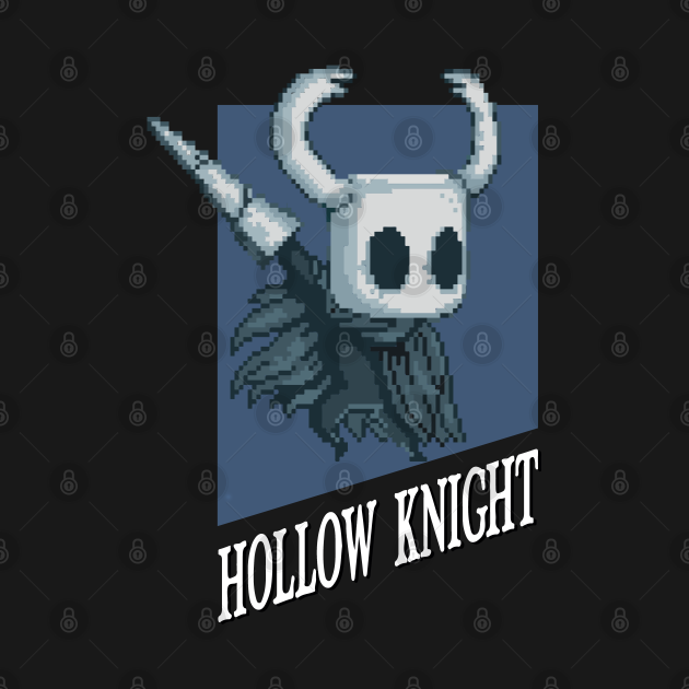 TeePublic: Hollow Knight
