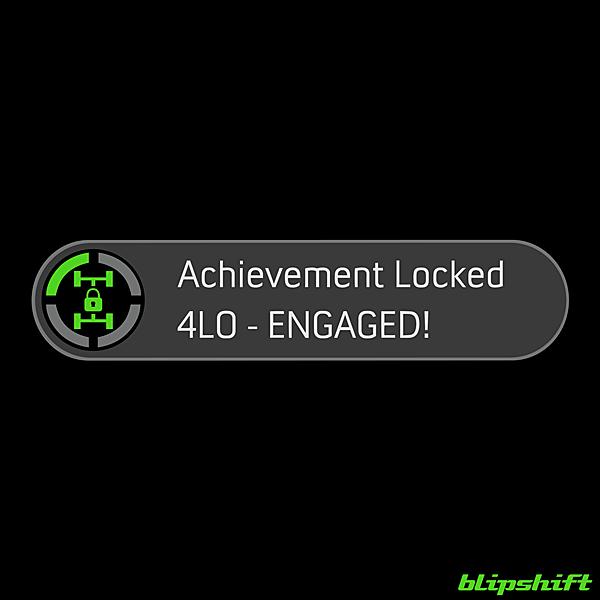 blipshift: Achievement Locked