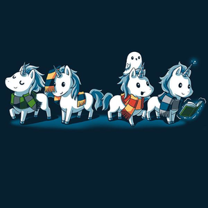 TeeTurtle: Magical Unicorns