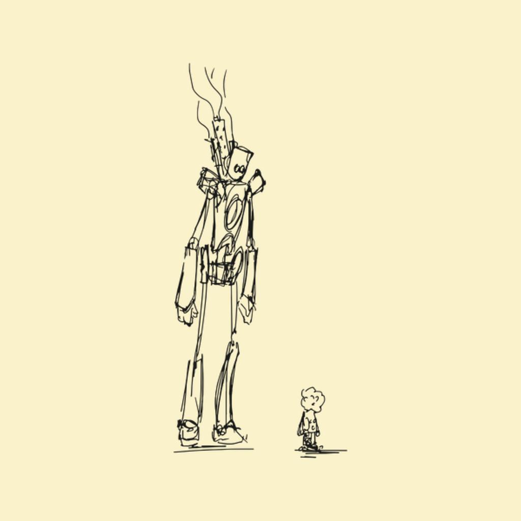 NeatoShop: Girl and Robot