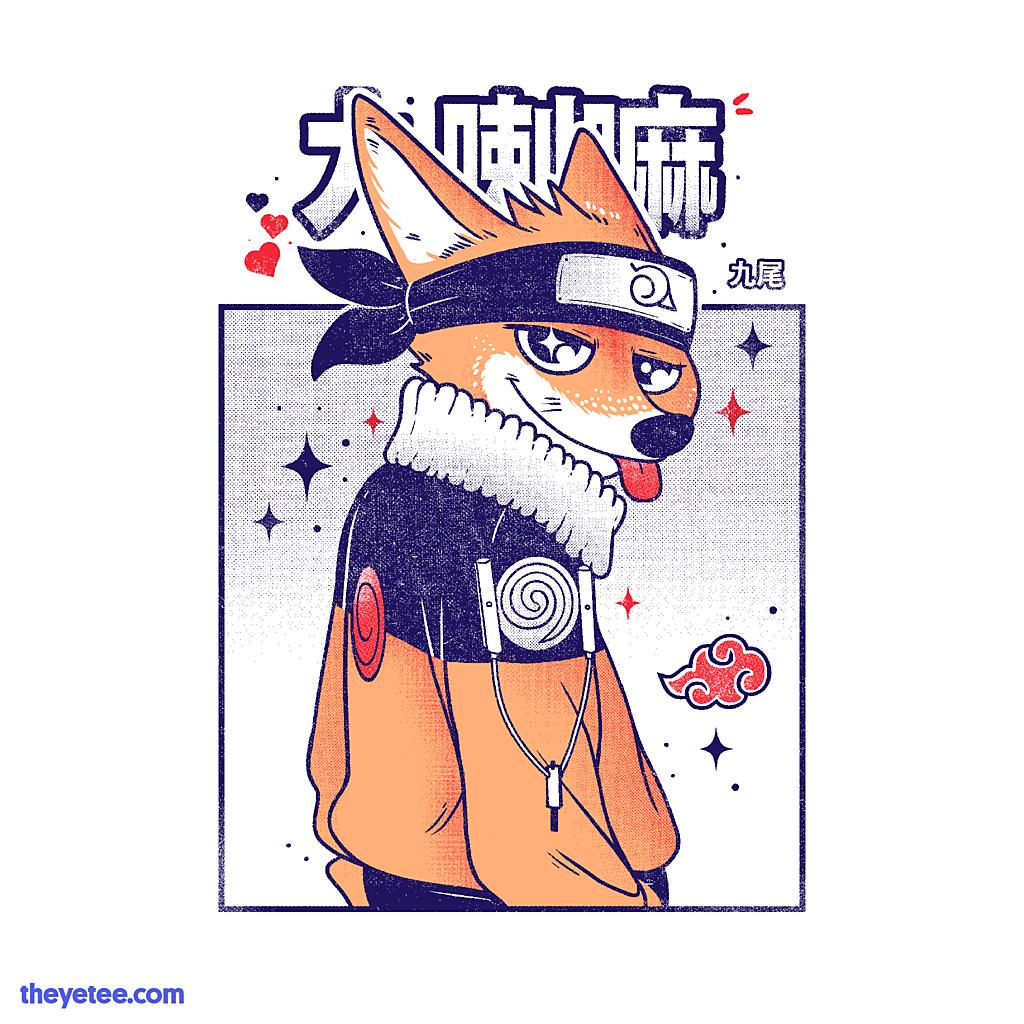 The Yetee: Fox Transformation