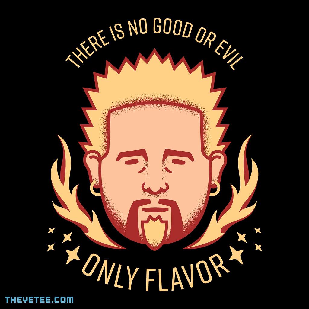 The Yetee: Flavor Zen