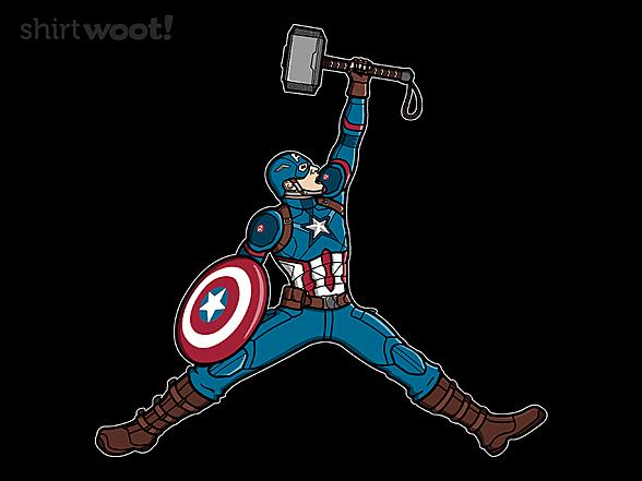 Woot!: Air Captain