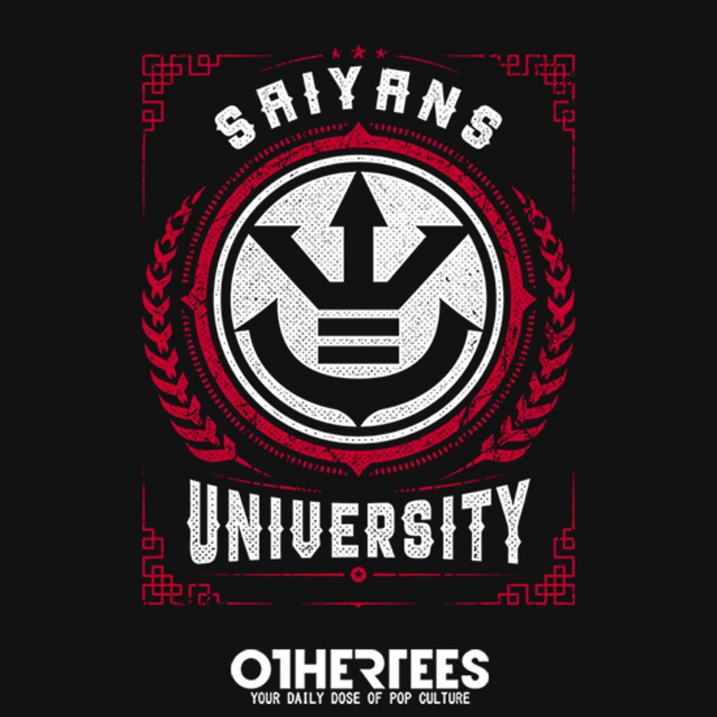 OtherTees: Warriors Uni