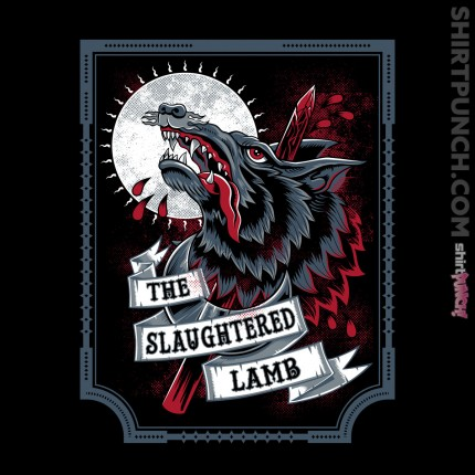 ShirtPunch: The Slaughtered Lamb