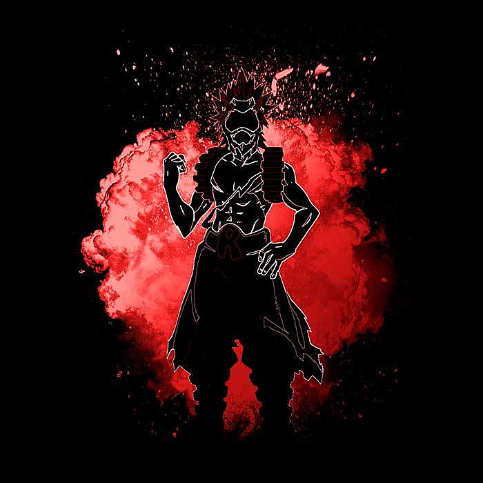 Once Upon a Tee: Soul of the Red Riot