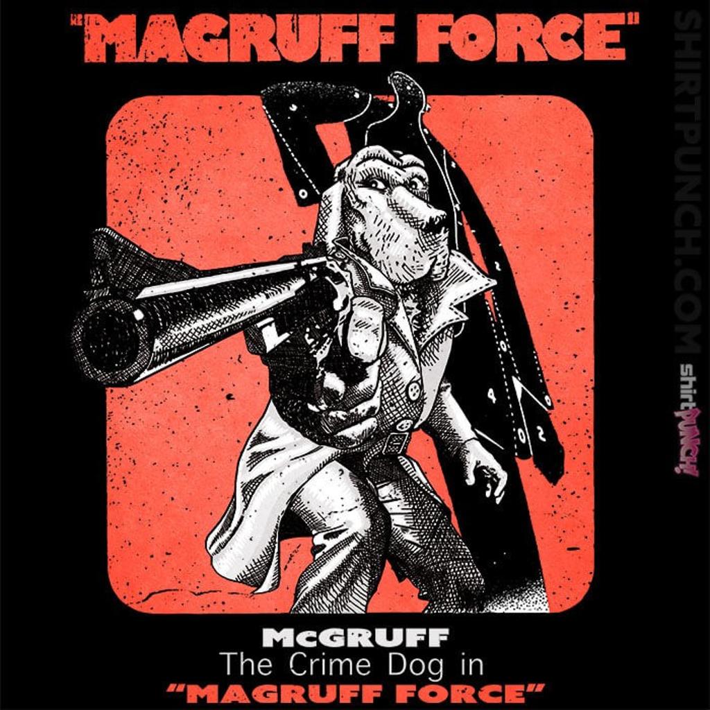 ShirtPunch: Magruff Force