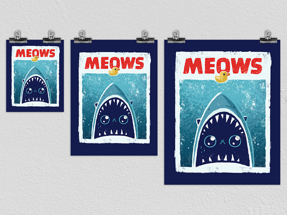 Woot!: Meows Poster