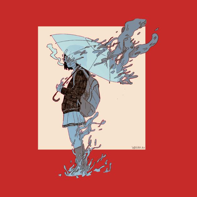 TeePublic: Umbrella