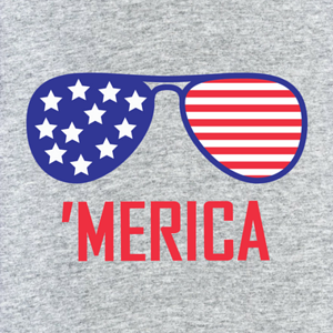 Shirt Battle: 'Merica