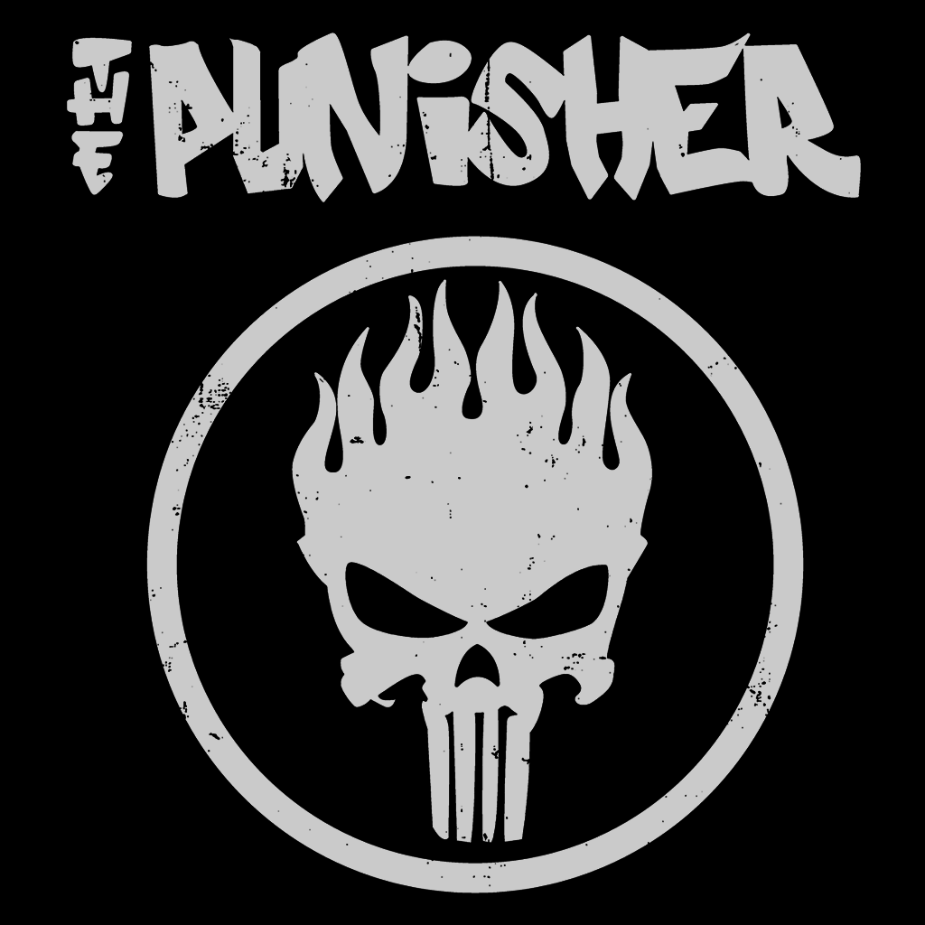 Pop-Up Tee: The Punisher