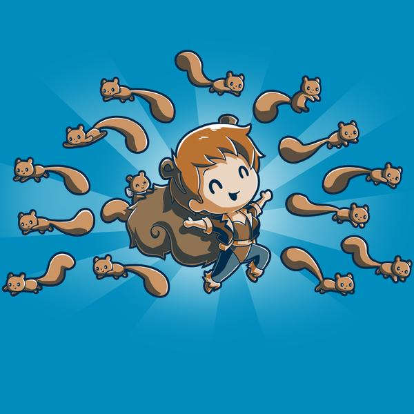 TeeTurtle: Army of Squirrels