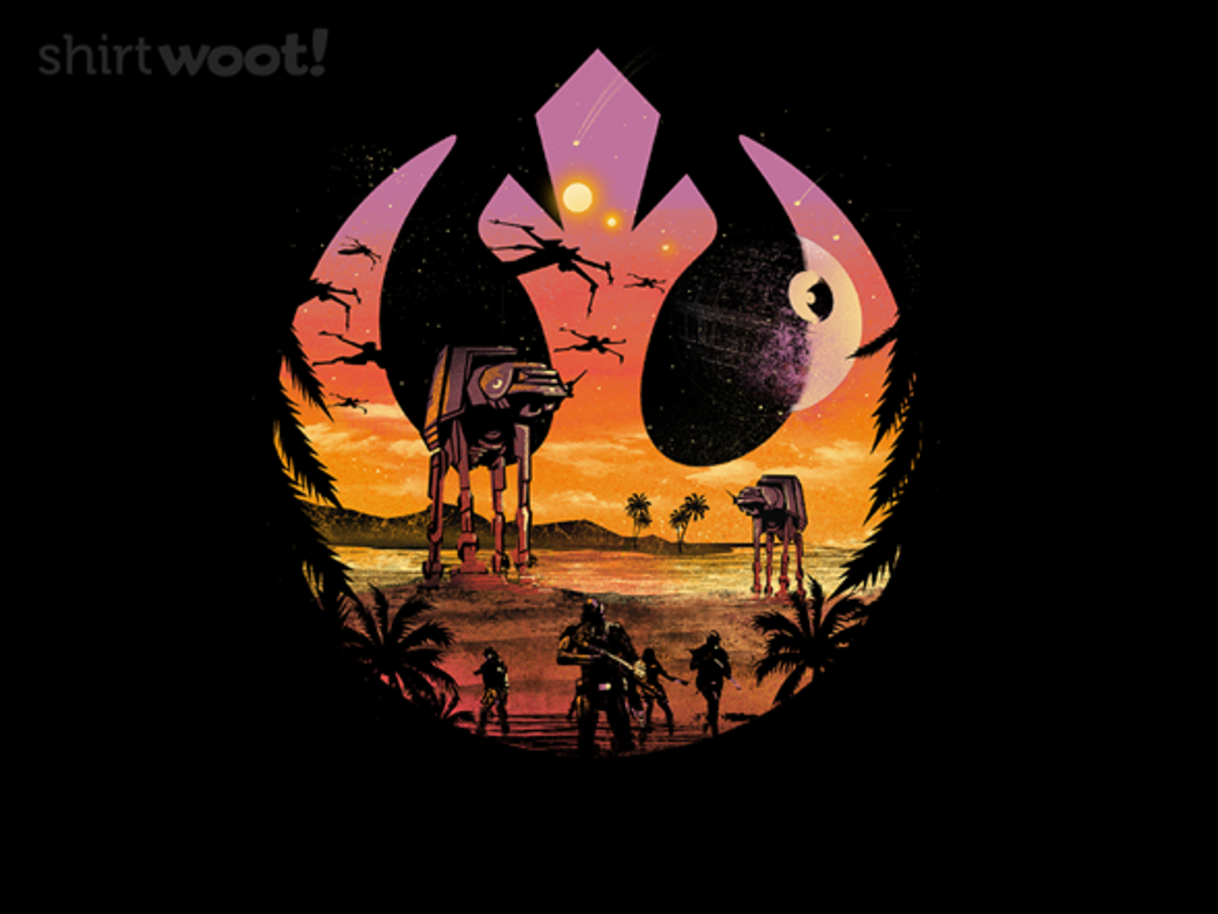 Woot!: Rebellion Sunset