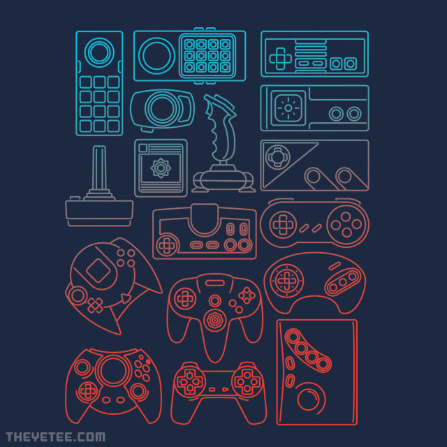 The Yetee: Control Freak