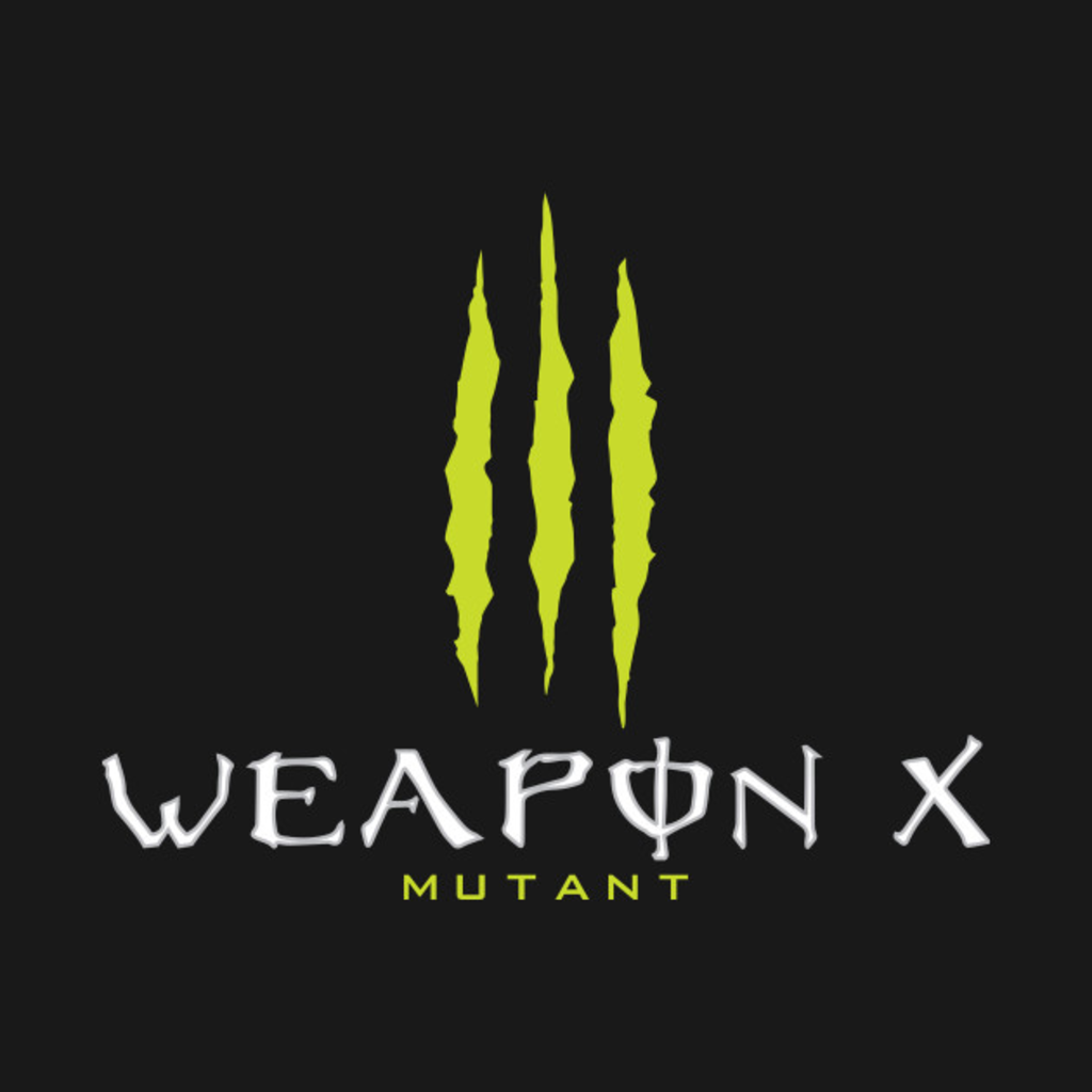 TeePublic: Weapon X