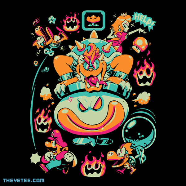 The Yetee: Royal Rescue