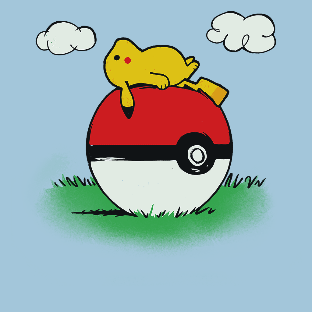 Pop-Up Tee: Pokehouse