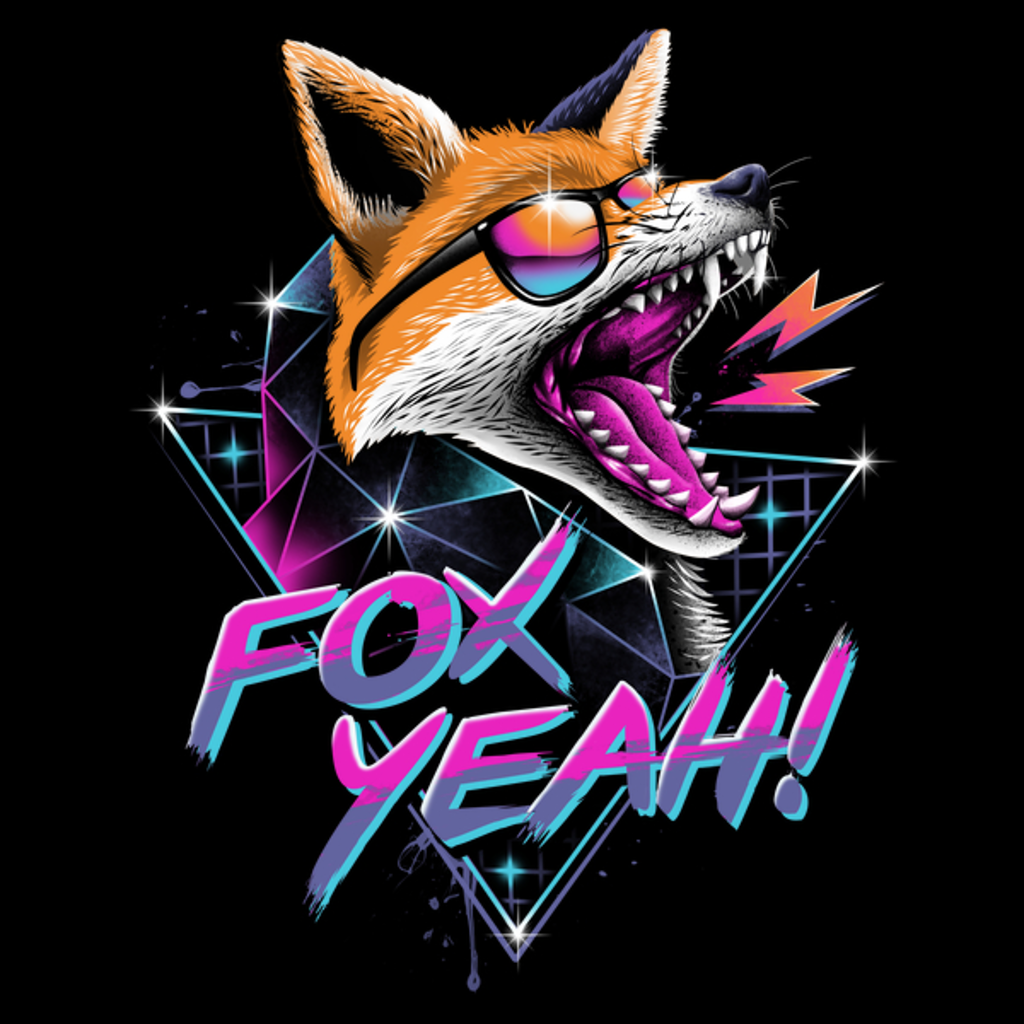 NeatoShop: Fox Yeah!