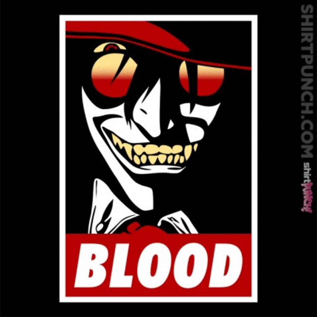 ShirtPunch: Blood
