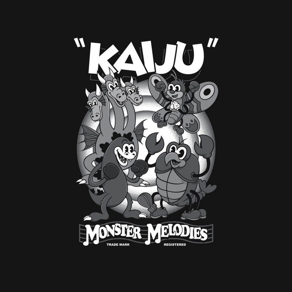 TeeFury: Monster Melodies
