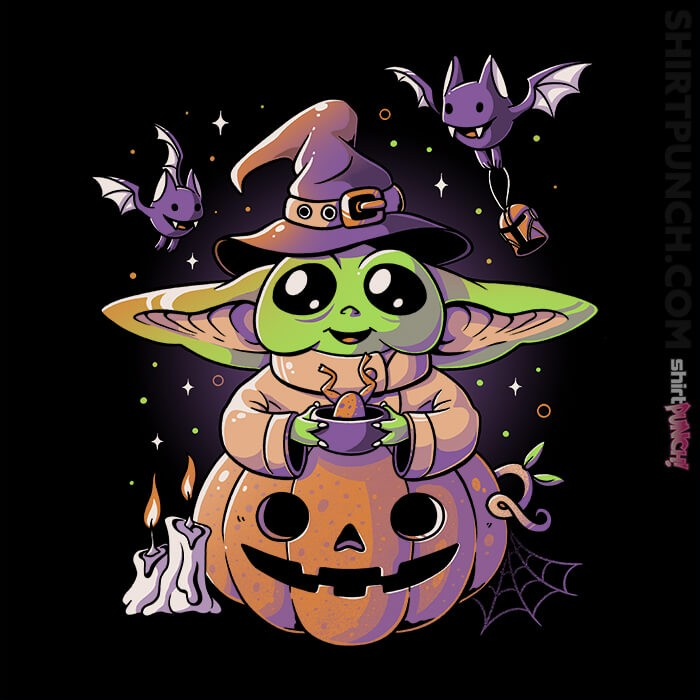 ShirtPunch: Spooky Baby