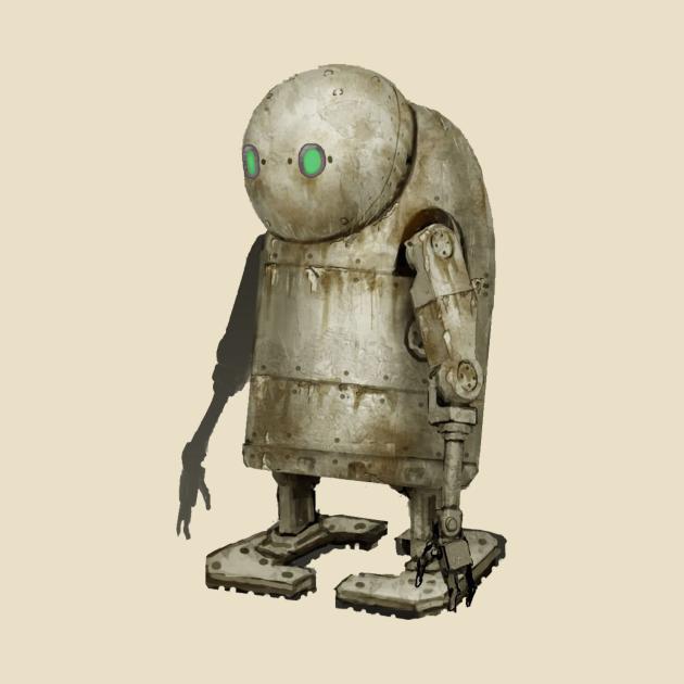 TeePublic: Cutest Robot