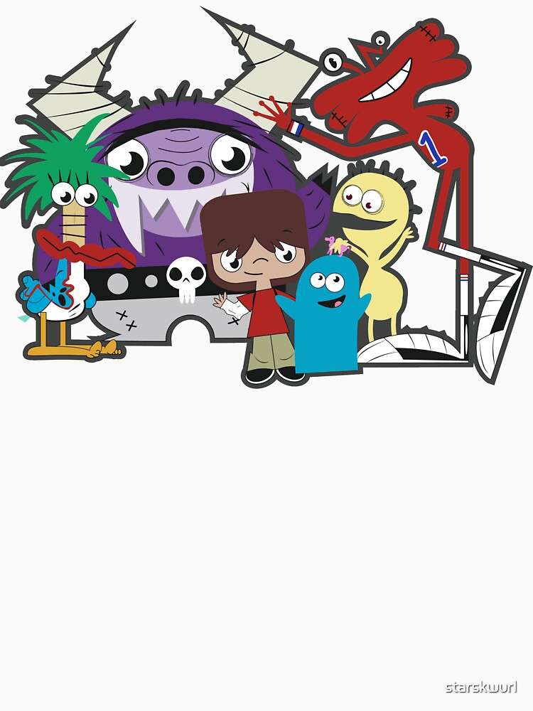 RedBubble: Foster's Home for Imaginary Friends
