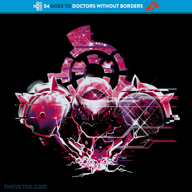 The Yetee: Phazon Glitch