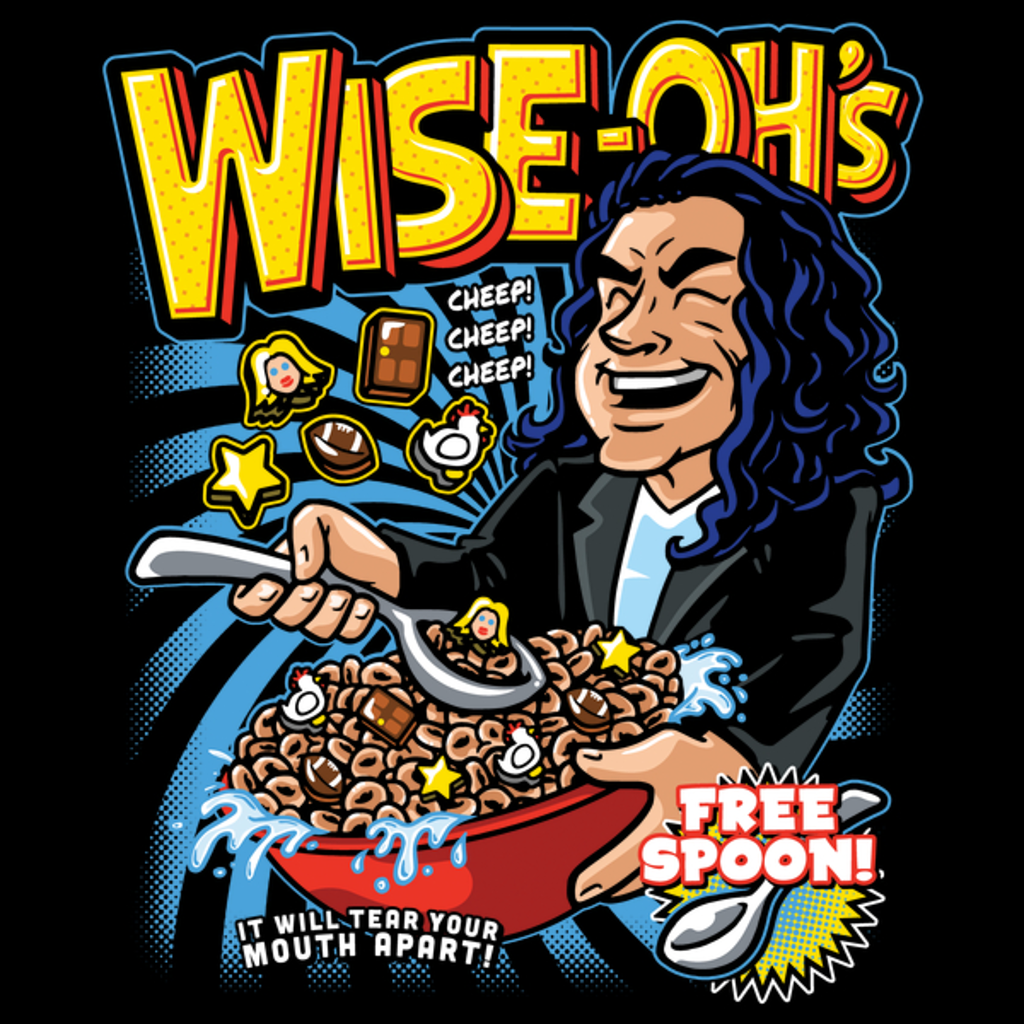 NeatoShop: Wise-Oh's