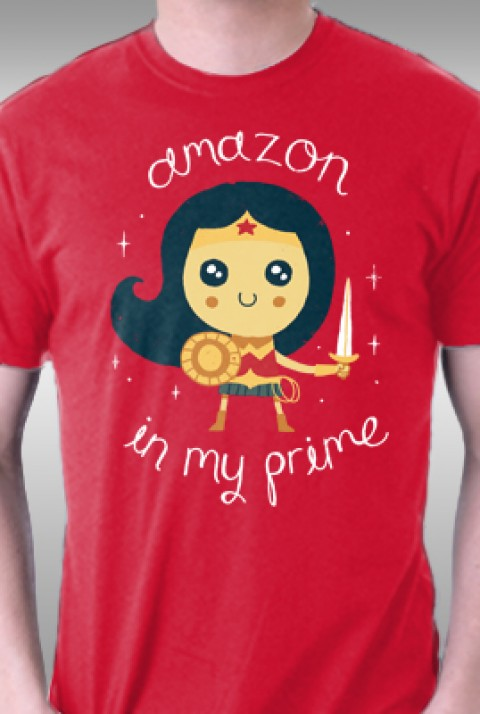 TeeFury: Wonder Full