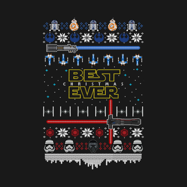 TeePublic: Best Christmas Ever