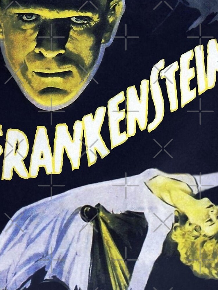 RedBubble: frankenstein