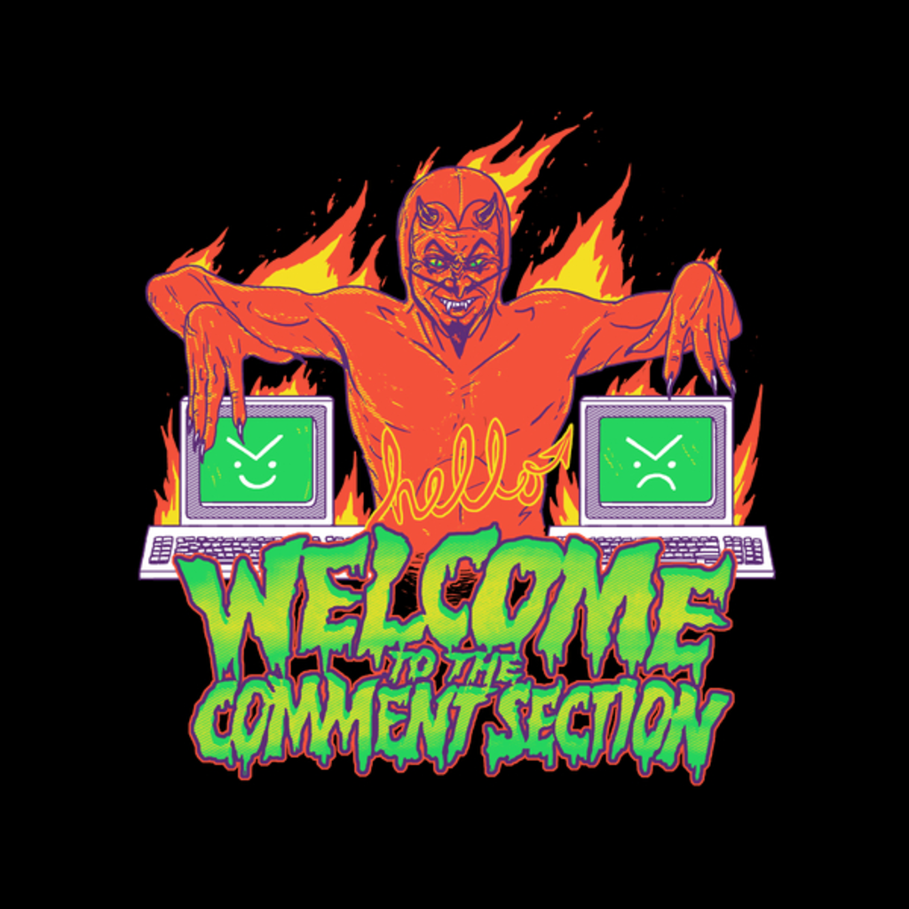 NeatoShop: Welcome To The Comment Section