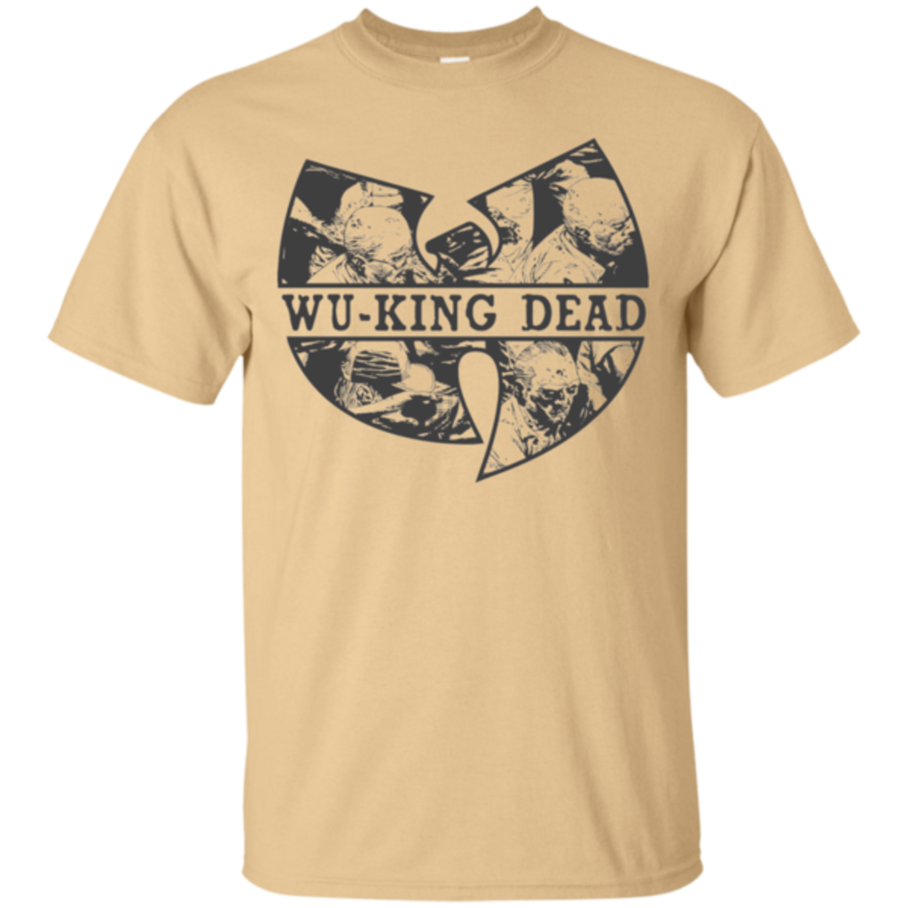 Pop-Up Tee: WU KING DEAD