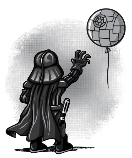 Qwertee: Death balloon