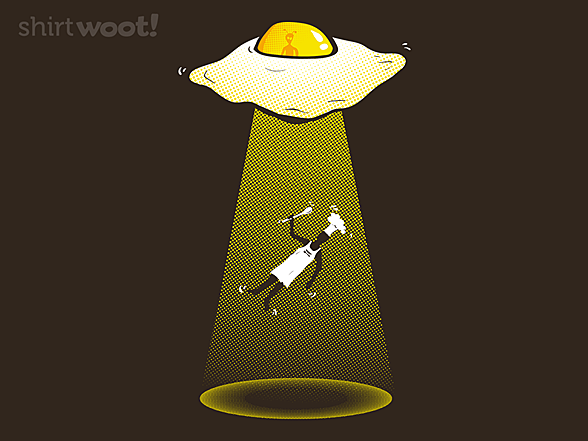 Woot!: Egg Abduction