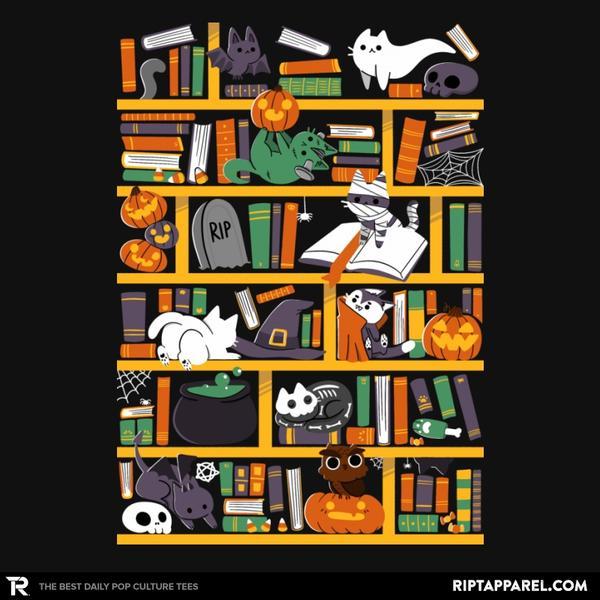 Ript: Halloween Library