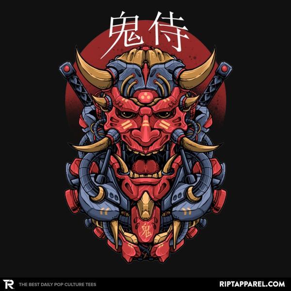 Ript: Oni Mecha Samurai