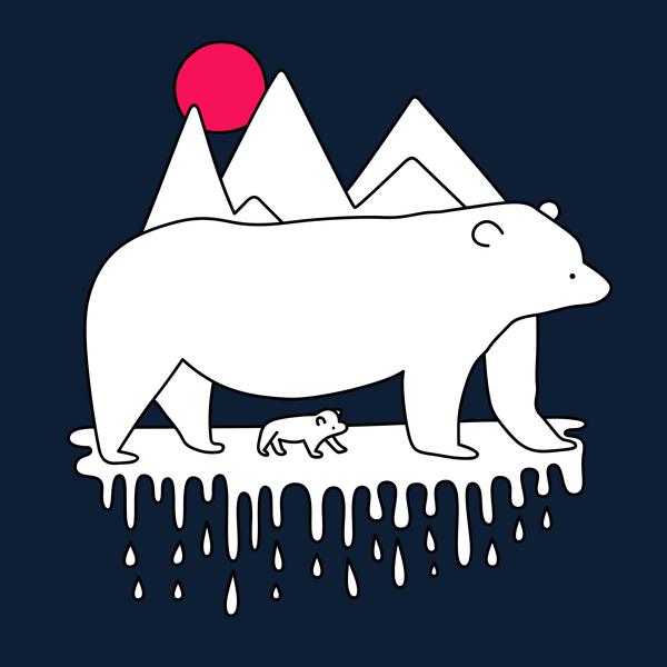 NeatoShop: Polar Bear Fam