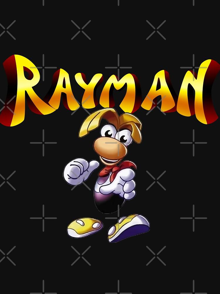 RedBubble: Rayman T-Shirt