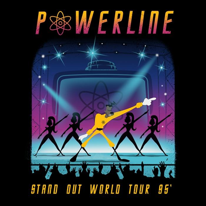 Once Upon a Tee: Stand Out World Tour