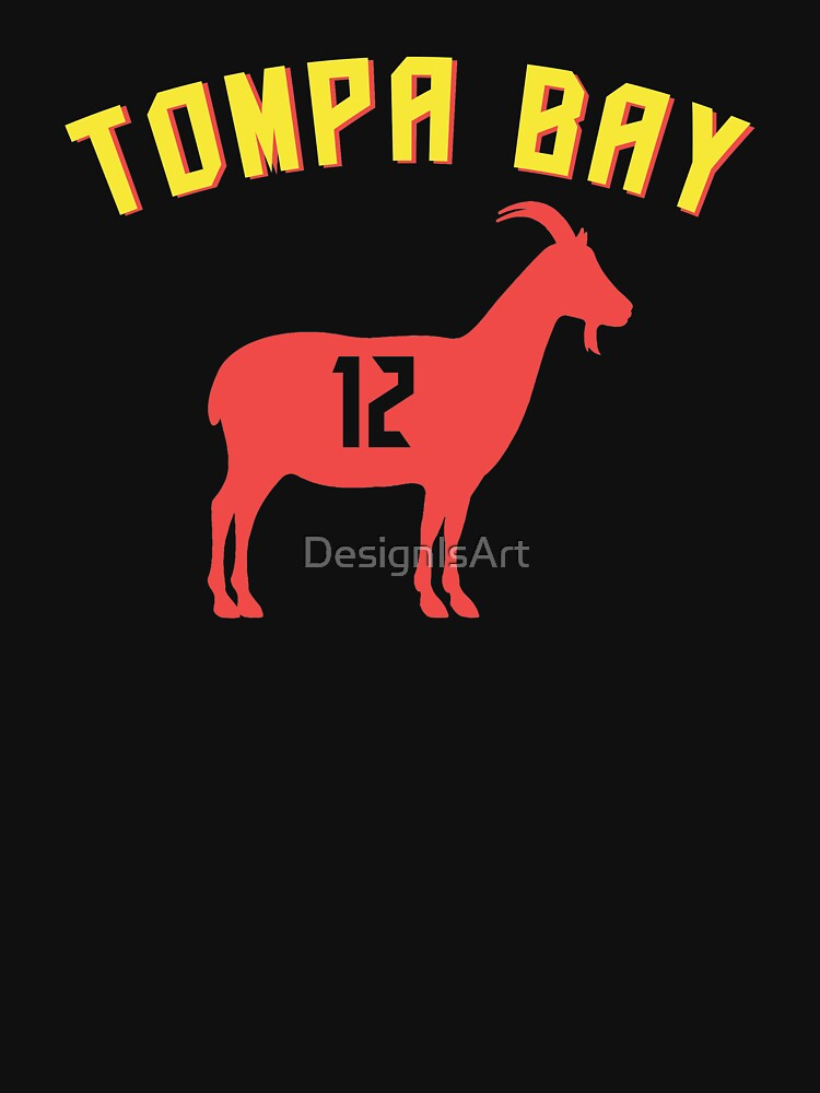 RedBubble: Tompa Bay The Goat