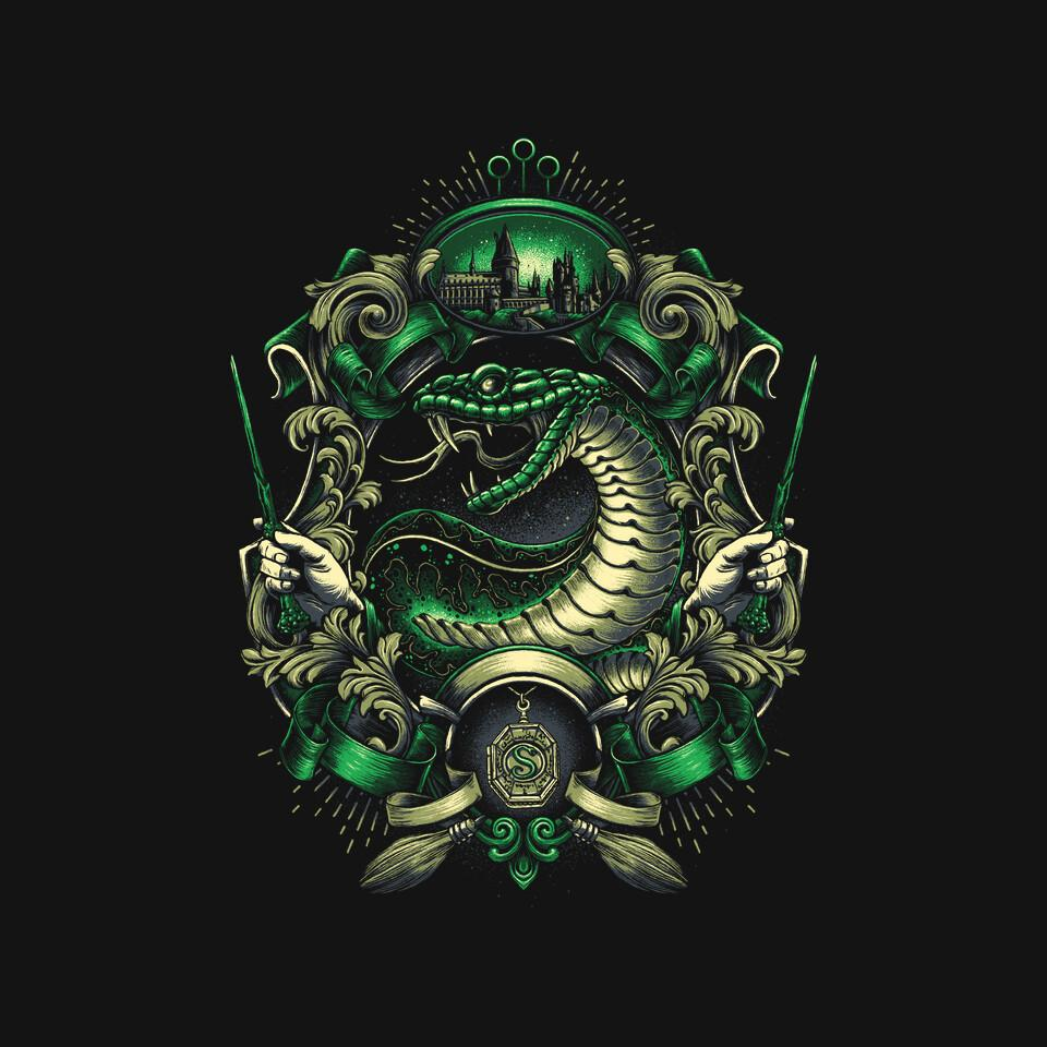 TeeFury: House of the Cunning