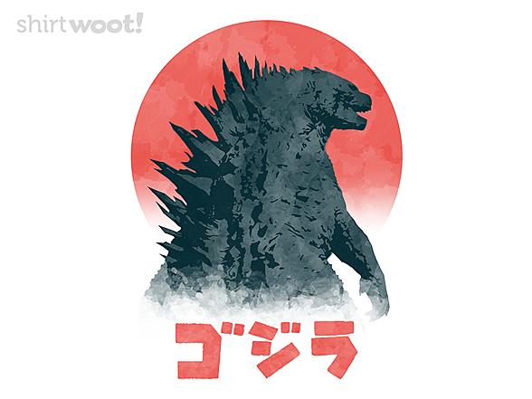 Woot!: Kaiju Monster