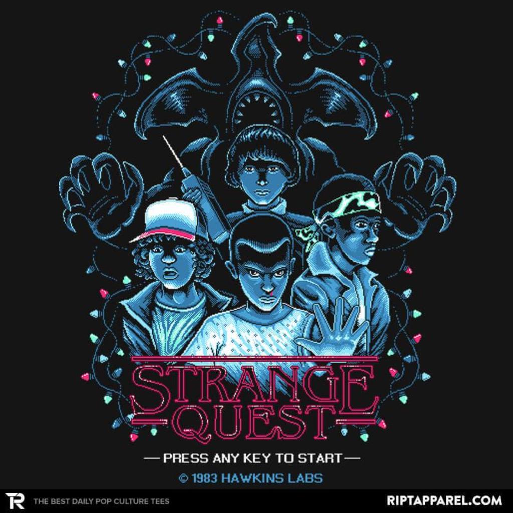 Ript: Strange Quest 1983