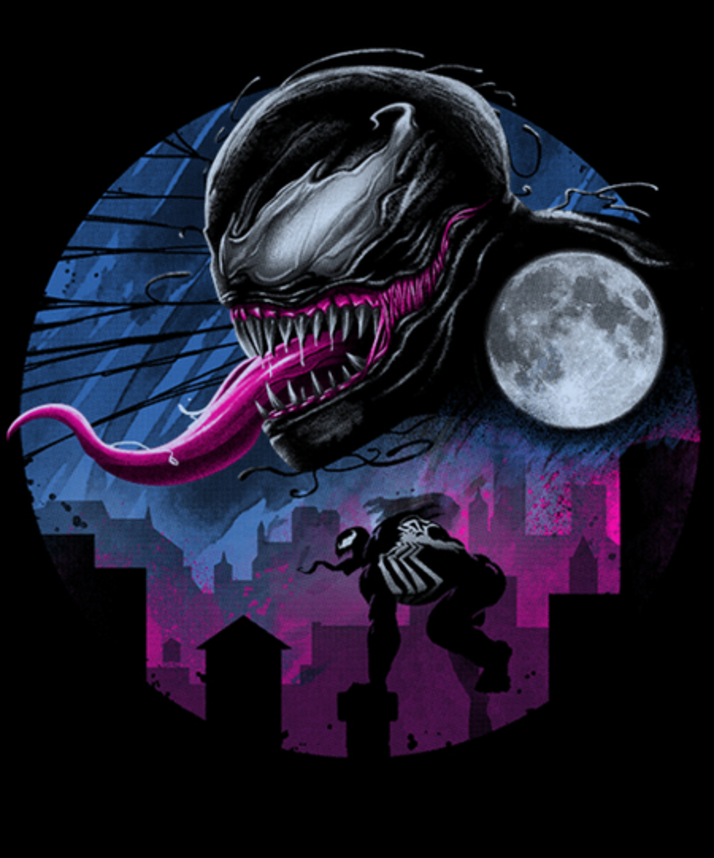 Qwertee: The Symbiote Story